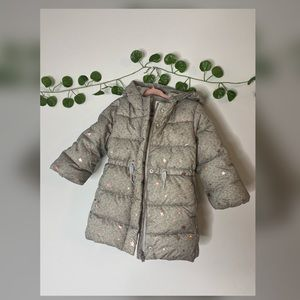 Gap Toddler Cold Control Max Long Puffer